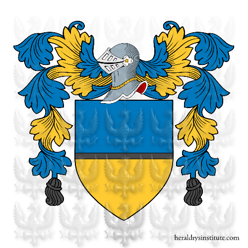 Coat of Arms of family Zardinale