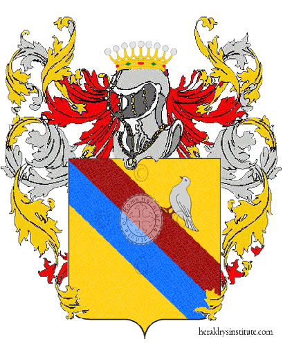 Coat of Arms of family Vorno