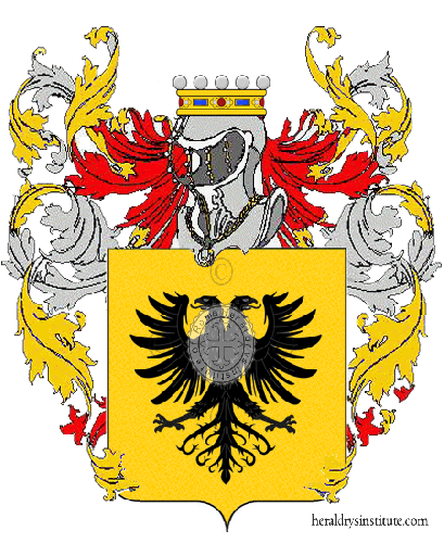 Coat of Arms of family Natalizia