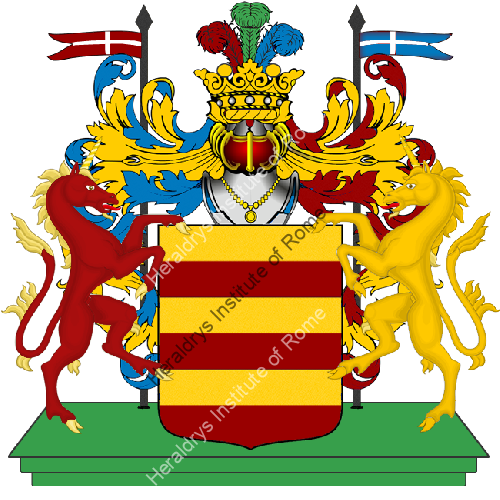 Coat of Arms of family Daversa