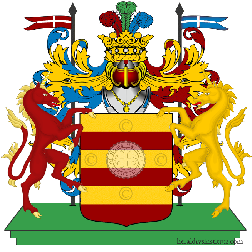 Coat of Arms of family Taversa