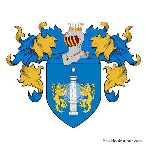 Coat of Arms of family Catarame