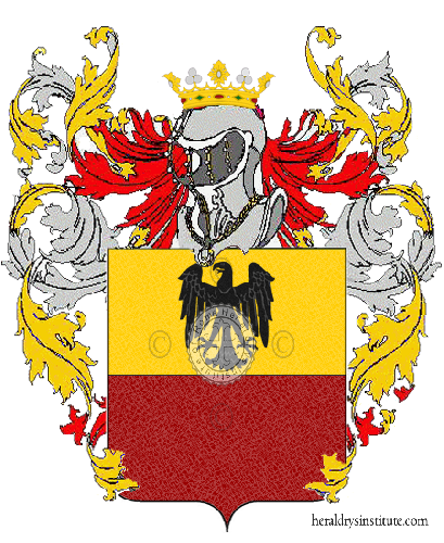 Coat of Arms of family Placido