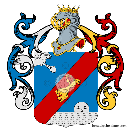 Coat of Arms of family Palai