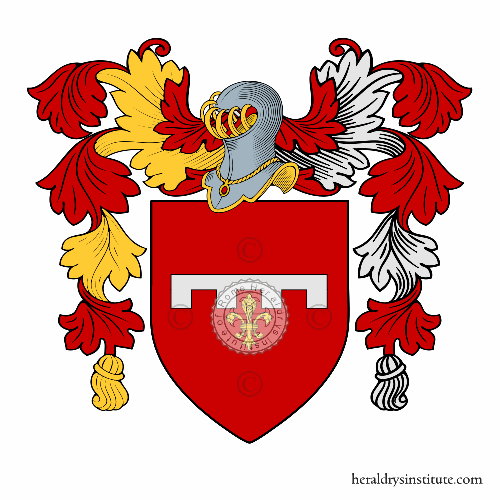 Coat of Arms of family Zolai