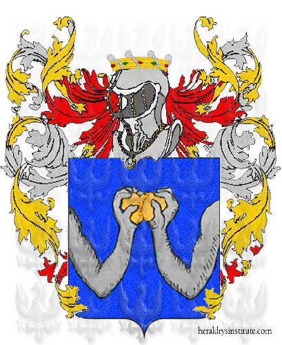 Coat of Arms of family Pollica