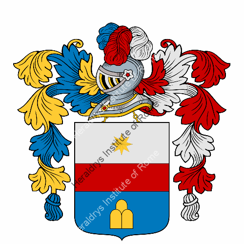 Coat of Arms of family Valligiana