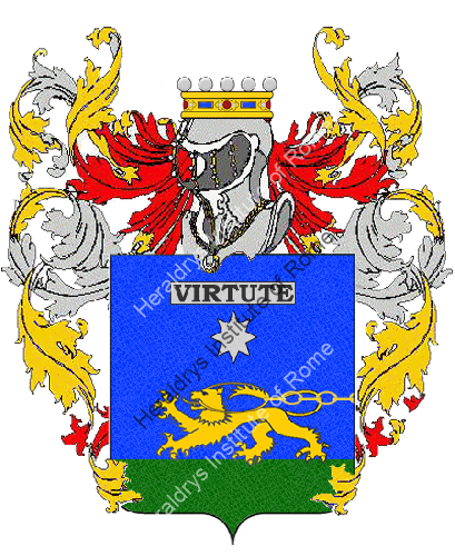 Coat of Arms of family Sardelli