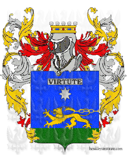Coat of Arms of family Vardelli