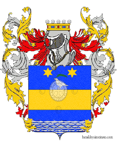 Coat of Arms of family Polidore
