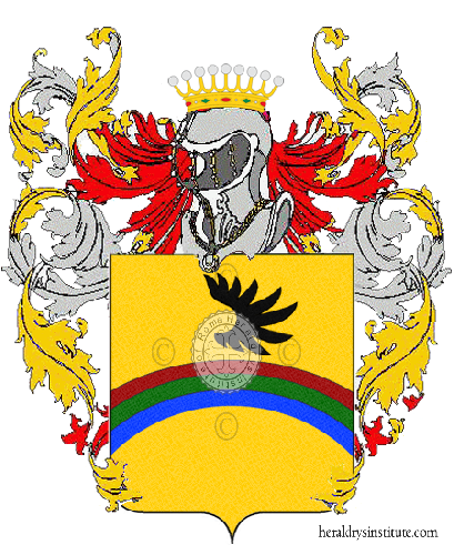 Coat of Arms of family Valotti