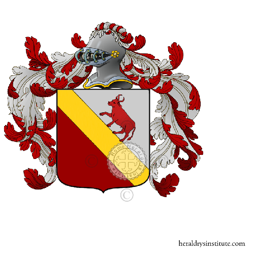 Coat of Arms of family Del Gigante