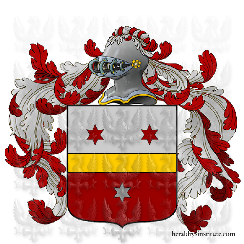 Coat of Arms of family Sensibili