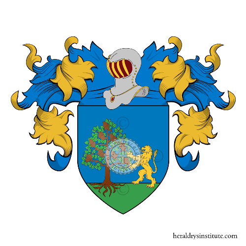 Coat of Arms of family Mirolo