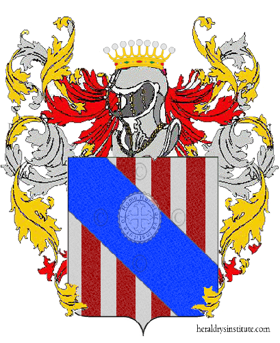 Coat of Arms of family Dorello