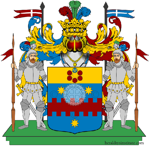 Coat of Arms of family Ventili