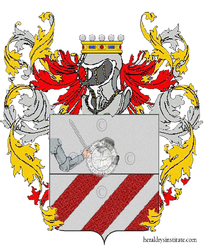 Coat of Arms of family Stagliaferri