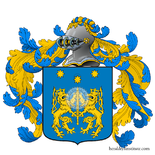 Coat of Arms of family Poto