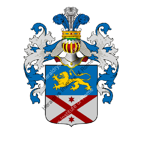 Coat of Arms of family Valerie