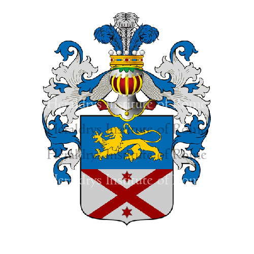 Coat of Arms of family Valerini