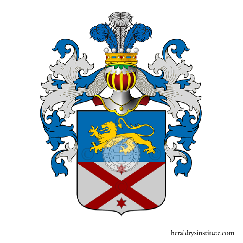 Coat of Arms of family Valerino