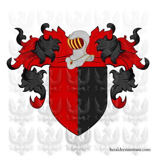 Coat of Arms of family Paolomassimo