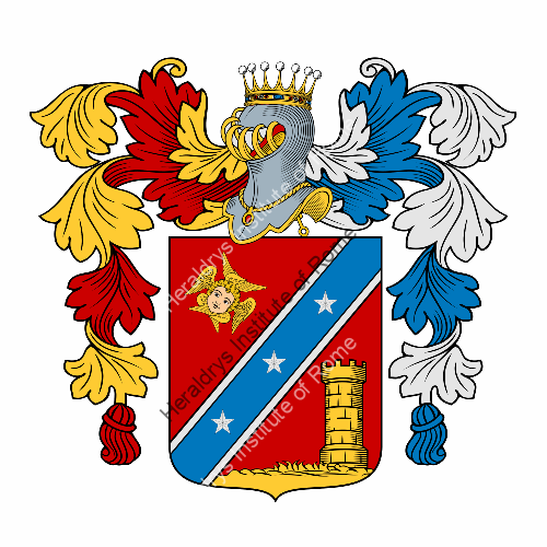 Coat of Arms of family Rangeloni
