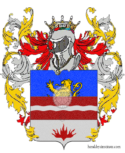 Coat of Arms of family Scordella