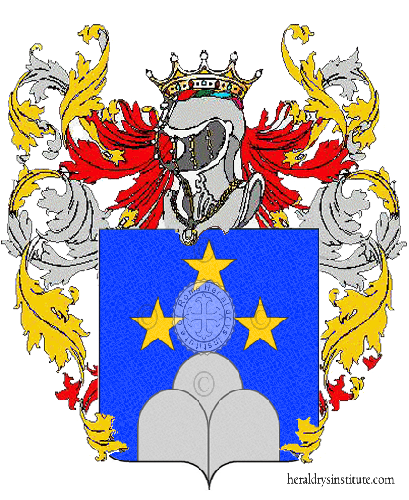 Coat of Arms of family Zocatelli