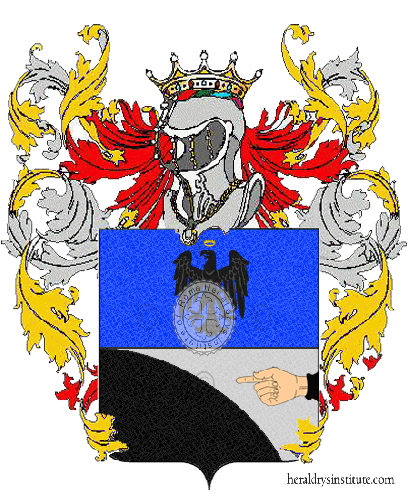 Coat of Arms of family Virenghi