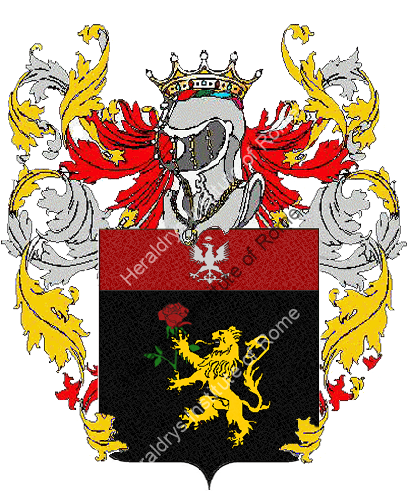 Coat of Arms of family Nasilli