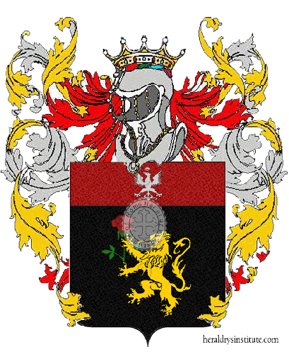 Coat of Arms of family Nasillo