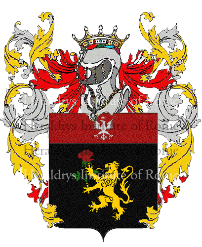 Coat of Arms of family Nasissi