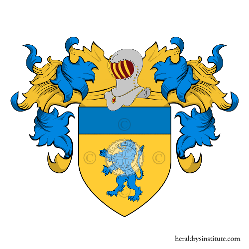 Coat of Arms of family tortato