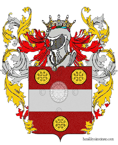 Coat of Arms of family Valducci