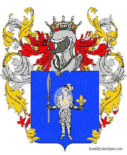 Coat of Arms of family Zanaro