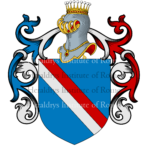 Coat of Arms of family Prunelli