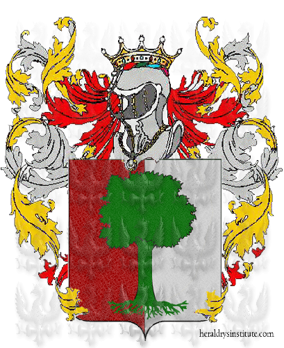 Coat of Arms of family Verzerio