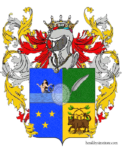 Coat of Arms of family Senescende