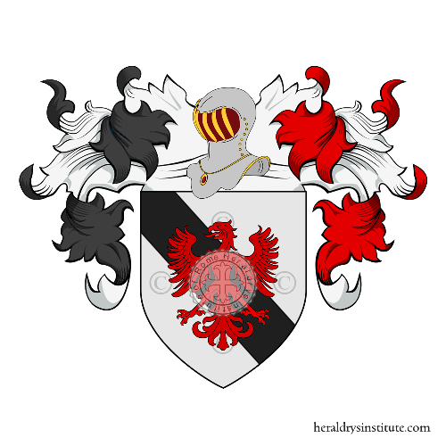 Coat of Arms of family Cerniglia