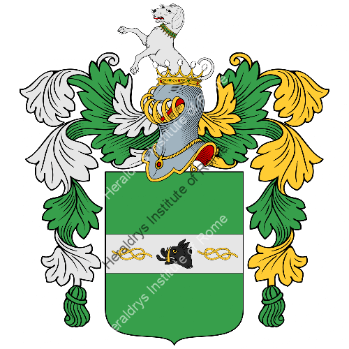 Coat of Arms of family Velanco