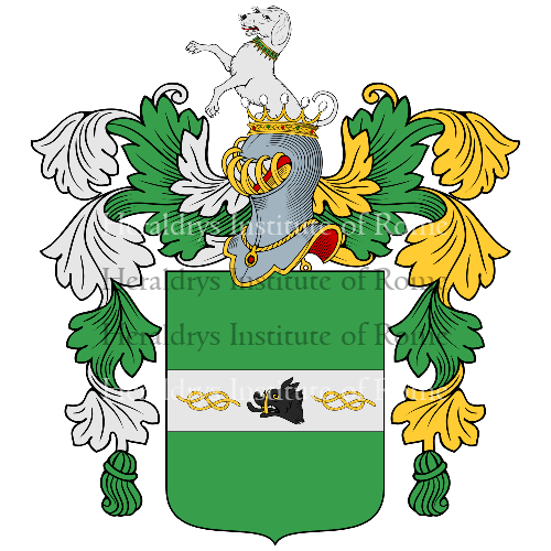 Coat of Arms of family Zela