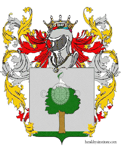 Coat of Arms of family Miccione