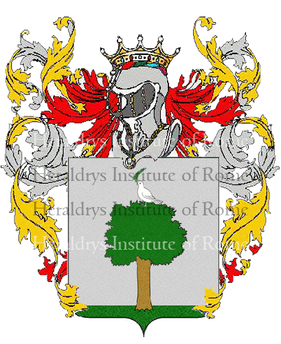Coat of Arms of family Piccionetti