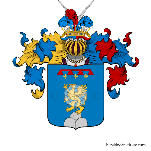 Coat of Arms of family Dianetti
