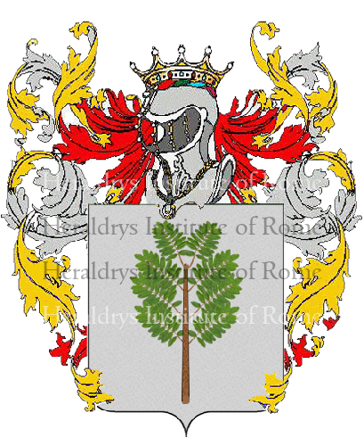 Coat of Arms of family Sorbello