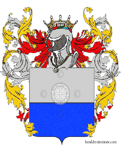 Coat of Arms of family Zuliano