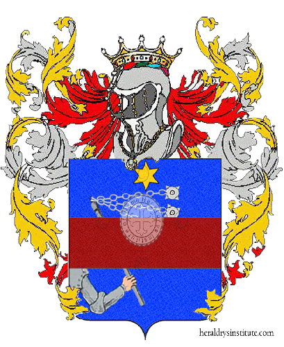 Coat of Arms of family Pallotte