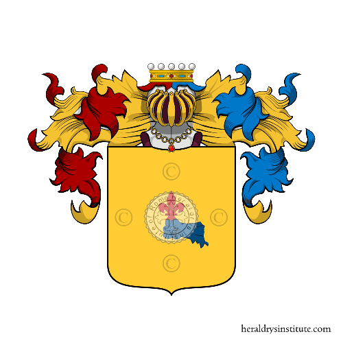 Coat of Arms of family Sbrancato