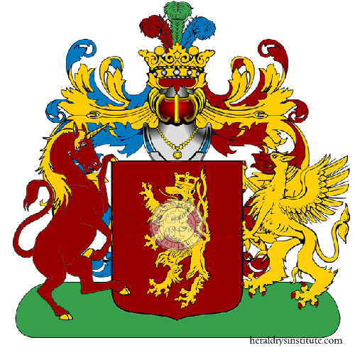 Coat of Arms of family Sfondi